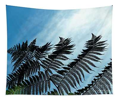 Palms Flying High Tapestry