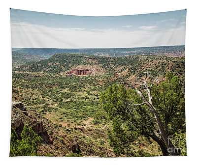 Palo Duro Canyon Tapestry