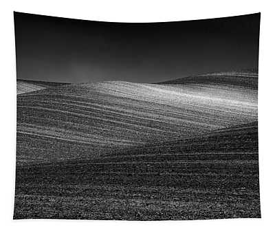 Palouse Soil II Tapestry