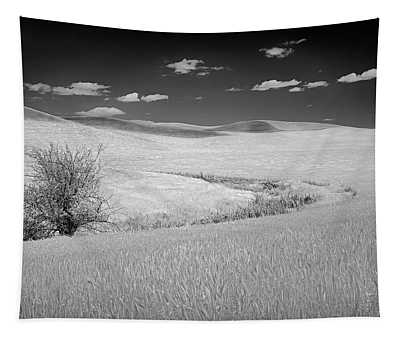 Palouse Tree II Tapestry