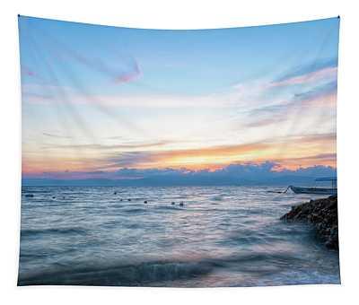 Paradise Beauty Tapestry