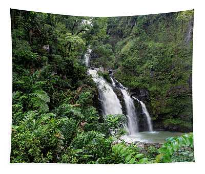 Paradise Falls Tapestry