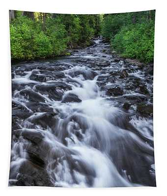 Paradise River Tapestry