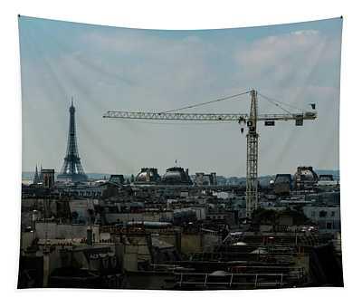 Paris Towers Tapestry