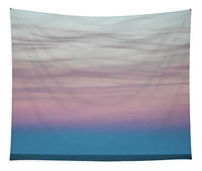 Pastel Clouds Tapestry
