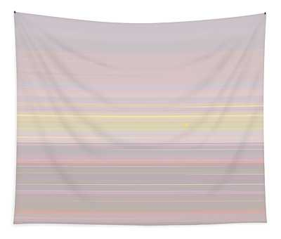 Pastel Sunrise Tapestry