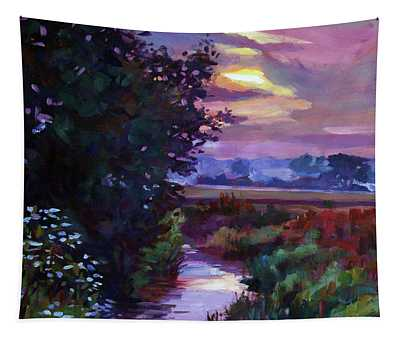 Pastoral Dawn Tapestry