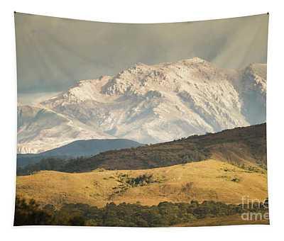 Pastoral Peaks  Tapestry