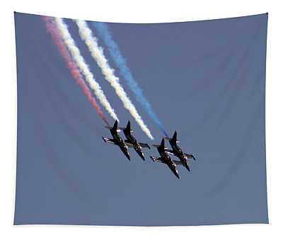 Patriot Flight Team Tapestry