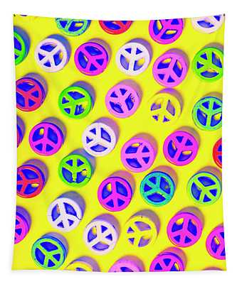 Patterning Peace Tapestry