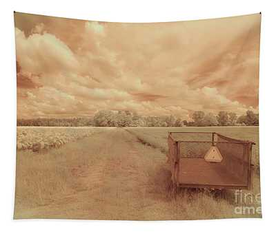 Pee Dee Tobacco-1 Tapestry