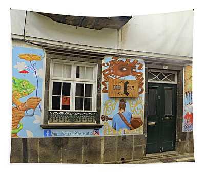 Pele Osso Tapestry