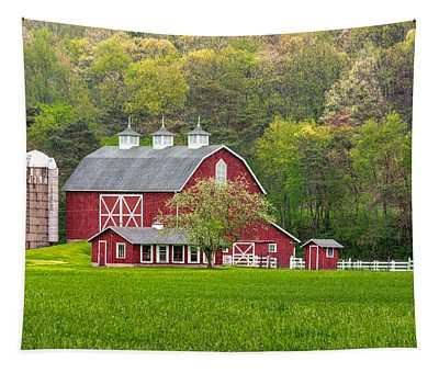 Pennsylvannia Dutch Tapestry