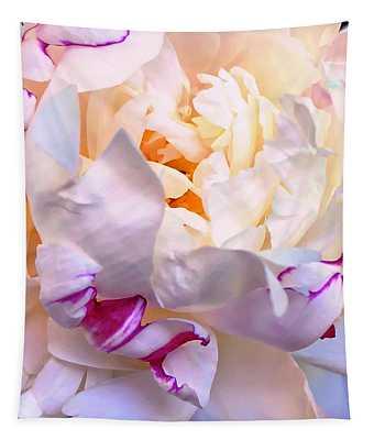 Peony Love 1 Tapestry