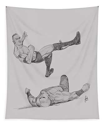 Peoples Elbow Tapestry