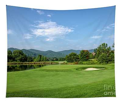 Perfect Summer Day Tapestry