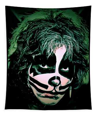 Peter Criss Tapestry