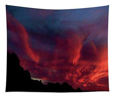Phoenix Risen2 Tapestry