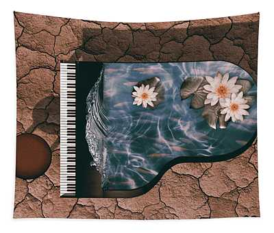 Piano Tapestry