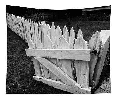 Pickett Fence Tapestry