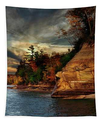 Pictured Rocks National Park Tapestry