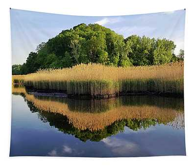 Piermont Summer Backwater Tapestry