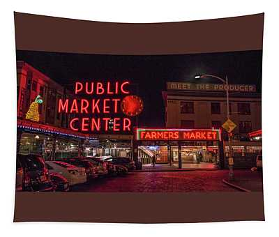 Pike Place Market.1 Tapestry