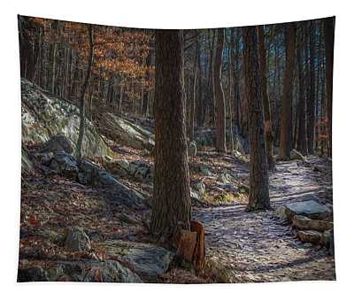 Pine Mountain Trail Tapestry