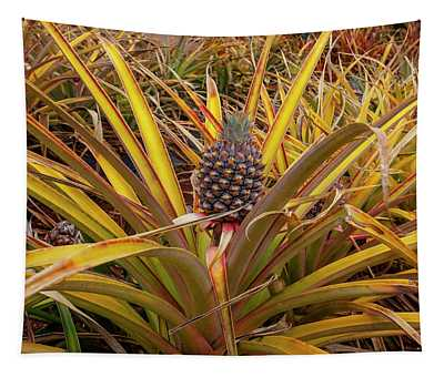 Pineapple Tapestry
