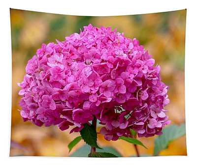 Pink Bouquet  Tapestry