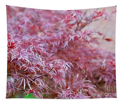 Pink Fairy Tale Tapestry
