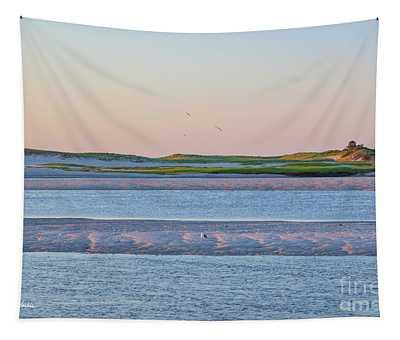 Pink Sands Tapestry