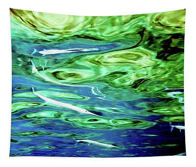 Pipe Fish Tapestry