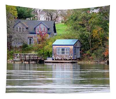 Piscataqua River Bank Tapestry