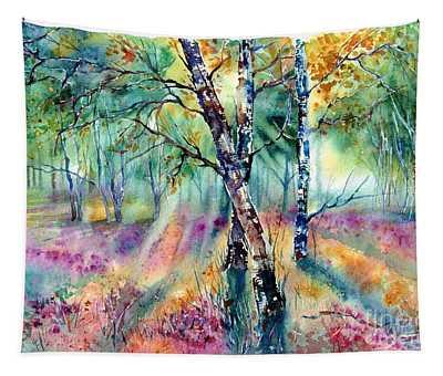 Poetry Of Summer Tapestry