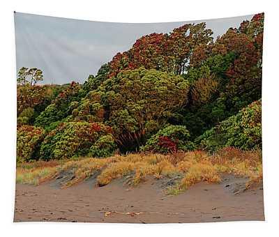 Pohutukawa Trees Tapestry