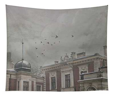 Polish Architecture Tapestry