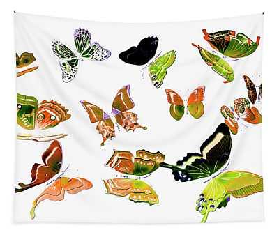 Pop Art Tropics Tapestry