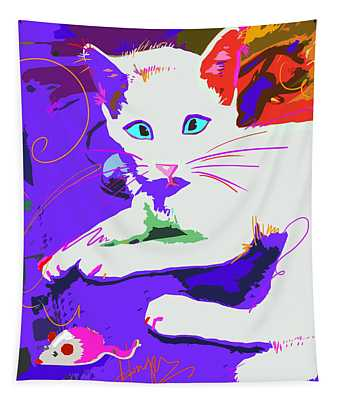 Pop Cat Cat Stevens Tapestry