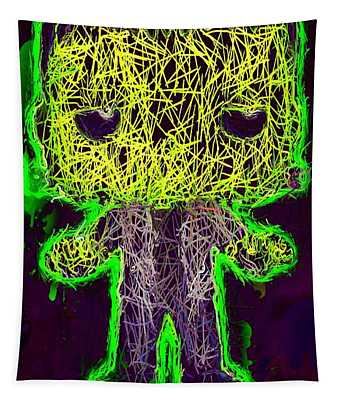 Frankenstein Pop 2 Tapestry