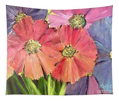 Pop Of Spring  Tapestry