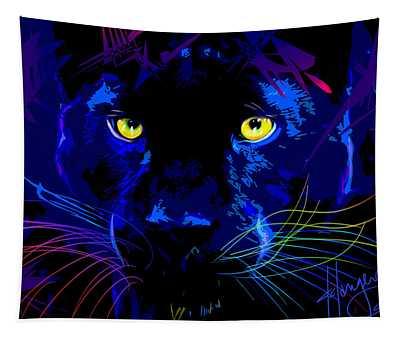 pOpCat Black Panther Tapestry