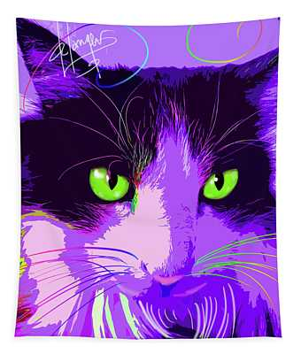 pOpCat Lacy Tapestry