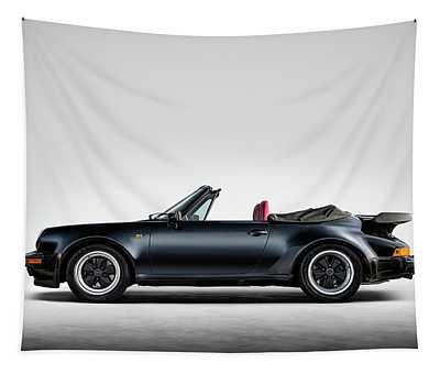 Porsche 911 Cabrio Tapestry