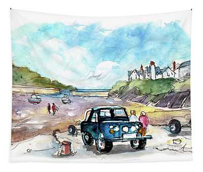 Port Isaac 09 Tapestry