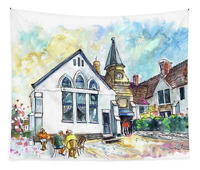 Port Isaac 16 Tapestry