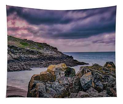 Porthgwidden Dramatic Sky Tapestry