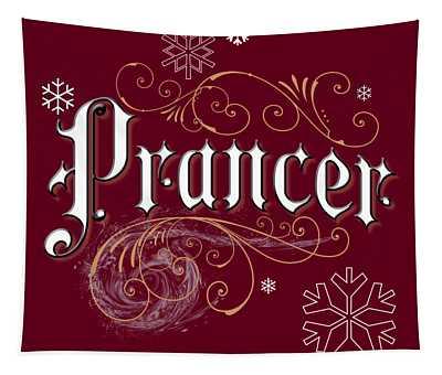 Prancer Tapestry