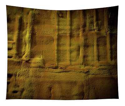 Prehistoric Scene Tapestry