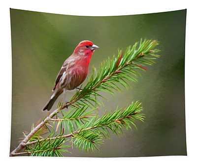 Pretty Bird Tapestry